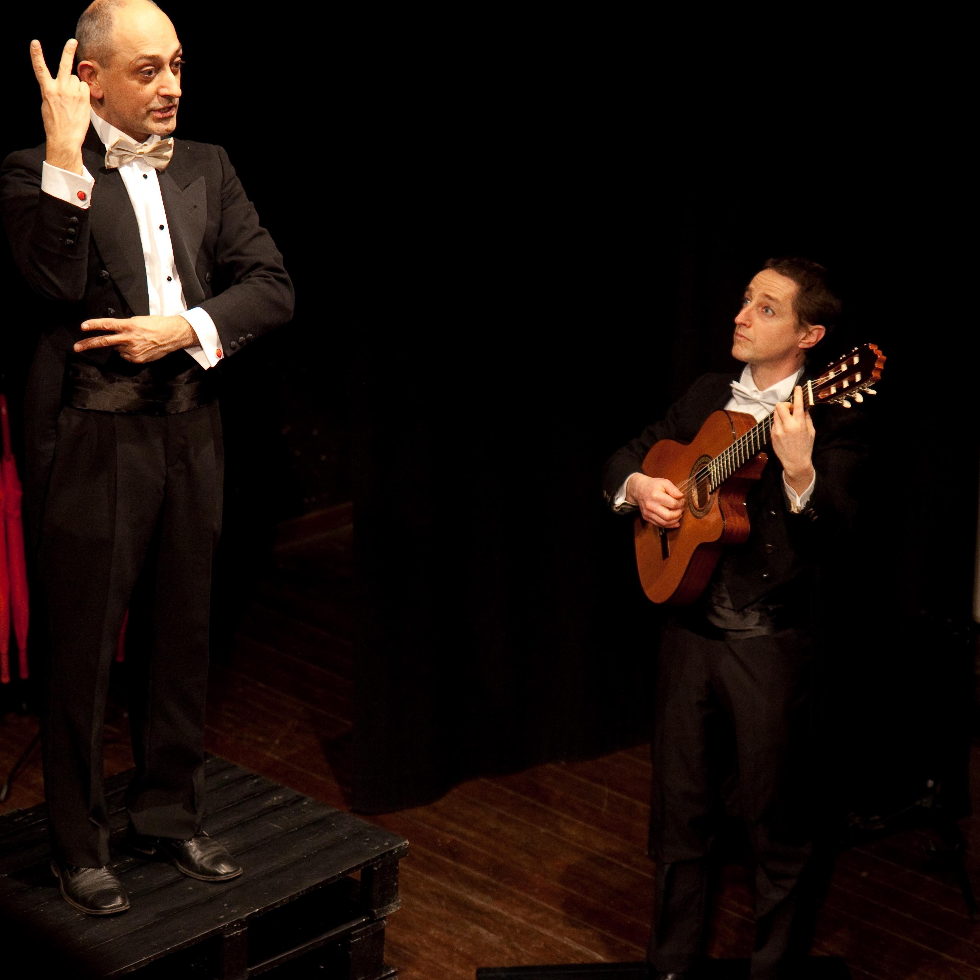 faber teatro allegro violino
