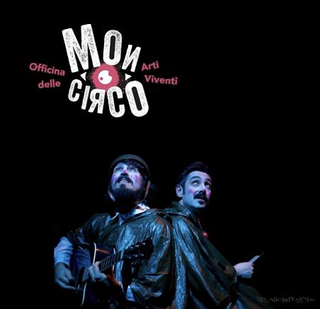 deriva clun circo contemporaneo spettacolo circense clown monferrato asti montiglio